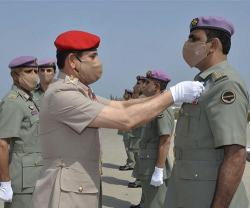 Sultan's Special Force of Oman Marks Annual Day