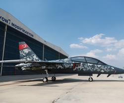 TAI Unveils New Hurjet Light Attack Aircraft