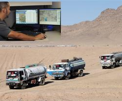 Tapestry Solutions to Provide In-Transit Visibility for US CENTCOM