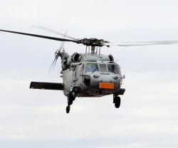Telephonics Demos its MOSAIC AESA Radar on US Navy MH-60S Seahawk