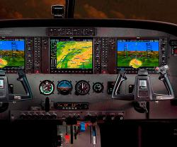 Textron Enhances Cessna Caravan, Grand Caravan EX Flight Deck Features