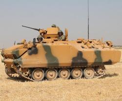 Turkey Starts Military Drill at Iraqi Border