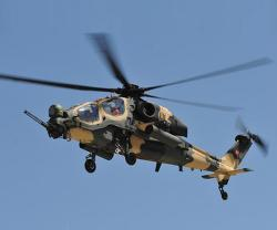Turkish Aerospace to Develop Heavy Class ATAK Helicopter