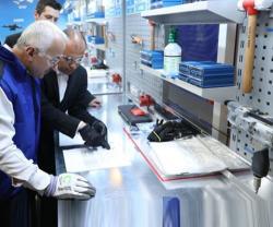 Turkish Aerospace Opens Production Training Center