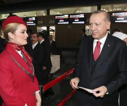 Turkish President Inaugurates New Istanbul Airport