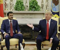 U.S., Qatar Announce New Defense, Aviation Deals