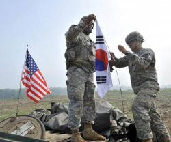U.S.-South Korea Military Drills to Resume in April