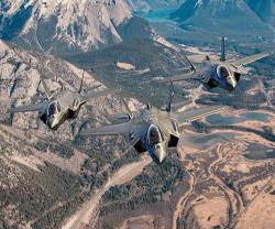 U.S. Submits F-35 Proposal to Canada