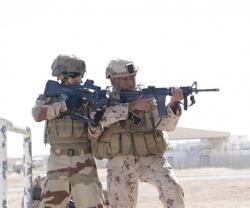 UAE, France Armed Forces Start 'Al Humaimat 10' Exercise