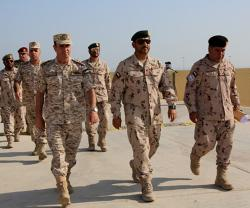 UAE, Jordan Conclude 'Bonds of Strength 1' Military Exercise
