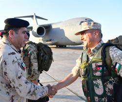UAE, Jordan Launch 'Bonds of Strength 1' Military Drill