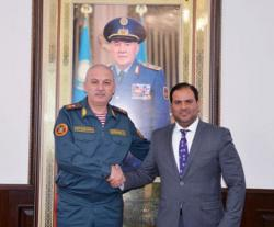 UAE, Kazakhstan Developing Military Cooperation