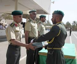 UAE Armed Forces Celebrate Graduation of 9th Batch of Recruits