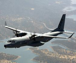 UAE Armed Forces Order Five C-295 MW Transport Aircraft