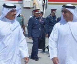 UAE, Bahrain Interior Ministers Discuss Security Cooperation