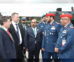 UAE Defense Delegation Visits 'MILEX-2019' in Belarus