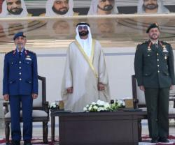UAE Defense Minister Attends Graduation at Zayed Military Academy