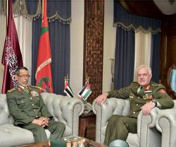 UAE Discusses Defense Cooperation With Jordan, Mauritania