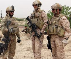 "UAE Land Forces Join ""Coast Heroes 1"" Drill in Sudan"