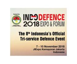 UAE Ministry of Defence Delegation Visits Indo Defence 2018
