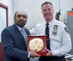 UAE Ministry of Interior, NY Police Discuss Cooperation