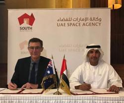 UAE Space Agency, Government of South Australia Sign MoU