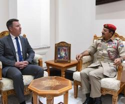 US Defense Deputy Assistant Secretary for Middle East Visits Oman