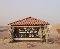 US to Deploy 500 Troops to Prince Sultan Air Base in Saudi Arabia
