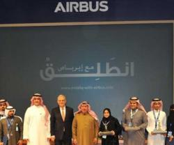 Airbus Middle East Honors Top Saudi Aviation Innovators