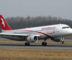 Air Arabia Confirms Options for Five Airbus A320 Aircraft