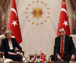 UK, Turkey to Jointly Build 5th Generation Fighter Jets