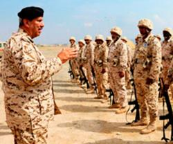 Bahrain's Commander-in-Chief Inspects Defense Force Unit
