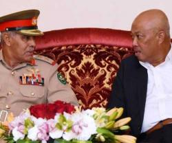 Malaysian Chief of Defense Visits Bahrain