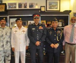 Bahrain's Coastguard Commander Attends MSC Meeting