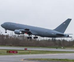 U.S. Air Force Awards Boeing 4th KC-46A Tanker Production Lot