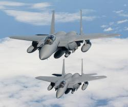 Boeing Wins Sustainment Contract for Korea's F-15K Fleet