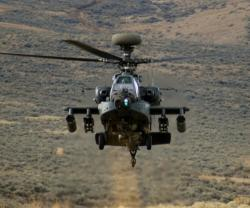 Boeing Wins Order for 268 AH-64E Apache Helicopters
