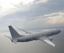 $2.2 Billion Boeing Contract Funds P-8 Aircraft for US, Australia, UK