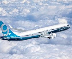 Boeing Completes First Flight of 737 MAX 9