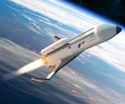 Boeing, DARPA to Build Next-Generation Spaceplane