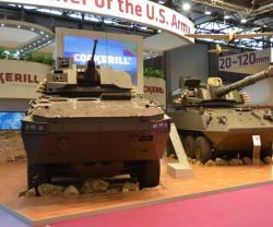 CMI Defence Debuts the Cockerill® 3000 Series at Eurosatory