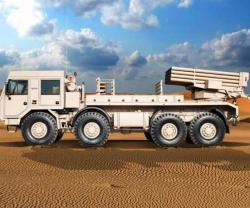 CZECHOSLOVAK GROUP and TATRA TRUCKS at IDEX