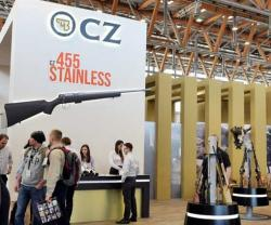 CZ Introduces New Products at IWA 2017