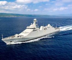 Indonesia's SIGMA 10514 PKR Frigate Completes Sea Trials