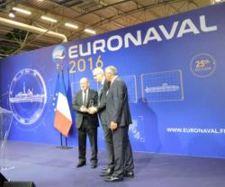 "ECA Group Receives Innovation Trophy for ""STERNA"""