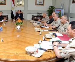 Egypt Extends Armed Forces' Participation in Yemen