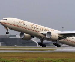Boeing to Provide Wind Updates Solution for Etihad Airways