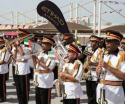 Etihad Aviation Group Marks UAE's 45th National Day