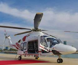 Falcon Aviation Inaugurates VIP Heliport at Dubai South