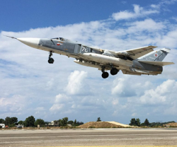 First Group of Russian Planes Starts Leaving Syria